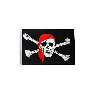 drapeau tête de mort 1