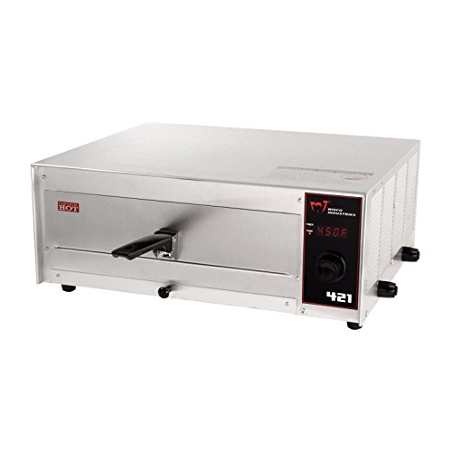 Wisco 421 Pizza Oven, LED Display