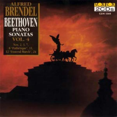 Beethoven: Piano Sonatas, Vol. 4