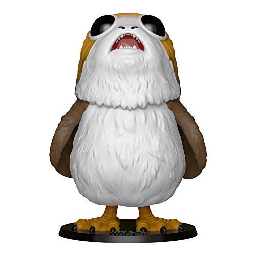 STAR WARS Bobble Figure PORG Funko Pop No 198 Vinilo 2