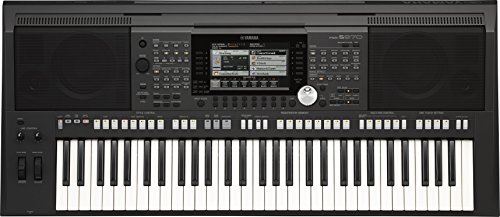 Yamaha PSR S970 61 Key Arranger Workstation