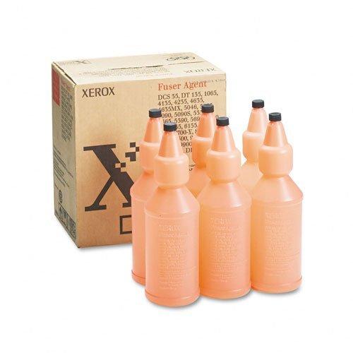 (Genuine Xerox OEM | 5090, DT/DP 128/35/55/80, DT 6100/15/35/55/80 | Fuser Oil x6 | 8R3903/008R03903)