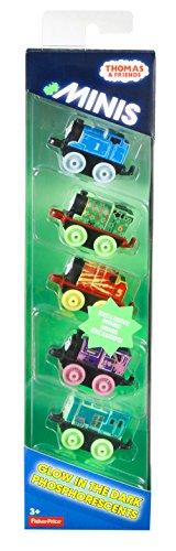 Mini Thomas The Train (Thomas & Friends Minis Glow in the Dark Set of 5)