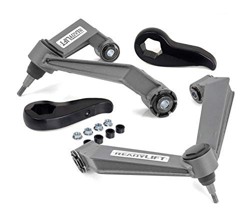 ReadyLift 66-3012 2.25'' Front Leveling Kit (Forged Torsion Key) with Fabricated Upper Control ()
