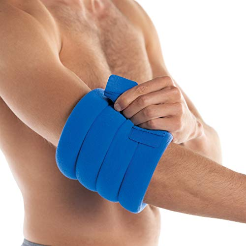 Bed Buddy Joint Wrap Hot & Cold Therapy, Large, 2 Count
