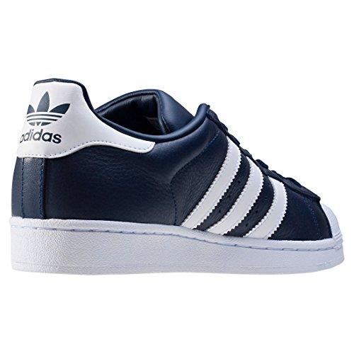 blu Superstar Ginnastica adidas Scarpe da Basse Uomo dZtfxYwq