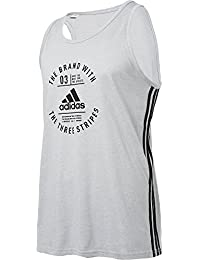 Mens Badge of Sport Emblem Tank Top