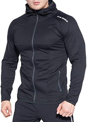 BROKIG Lightwight Workout Sweatshirts Pockets product image