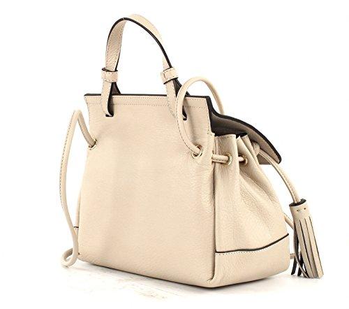 COCCINELLE Jessie Saddle Bag Seashell