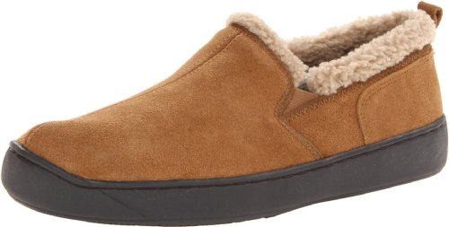 L.B. Evans Men's Hideaways Roderic Hashbrown Slipper - 9 D(M) US