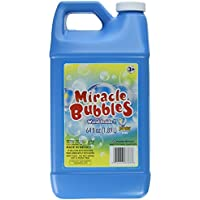 Darice 1021-13  Miracle Bubbles Solution Refill, 64-Ounce...