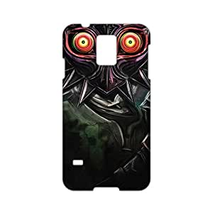 Angl 3D Case Cover Majora's Mask on Fans-of-Zelda Phone Case for Samsung Galaxy s 5 wangjiang maoyi
