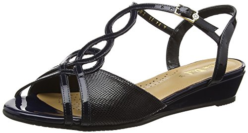 for nice cheap price best prices sale online Van Dal Women's Medlow T-Bar Sandals Blue (Midnight) Inexpensive cheap price fake sale online outlet cheap authentic glfjZ1