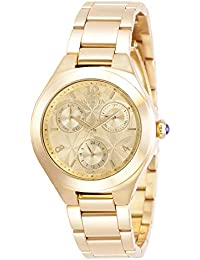 Women's Analogue Quartz Watch with Stainless Steel Strap 30682