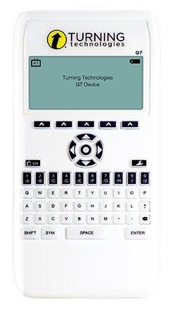 Turning Technologies QT Device RCQR-01