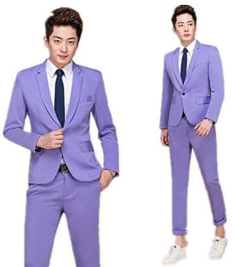パーティ/ 大きいサイズ有り メンズスーツ メンズ スーツセット タキシード 司会 演出舞台 スーツ/ タキシードフォーマル 結婚式/ ズボンの2点セット 上下セット 10色入荷