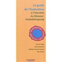 Guide Evaluation a l'Intention du Masseur Kinesitherapeute