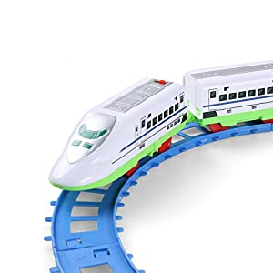 My First Speed Train Beginner Set Educational Play Toy Train Railway Building Block Preschool