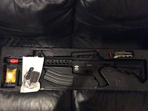 (g&g combat machine 16 raider-l battery & charger combo(Airsoft Gun))