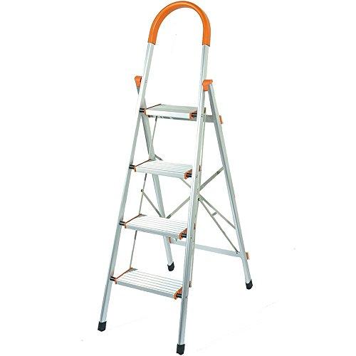 Light Aluminium Step Ladder in US - 2