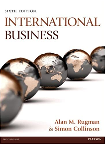 International Business, 6th ed.: 9780273760979: International ...