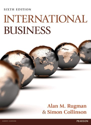 International Business, 6th ed.