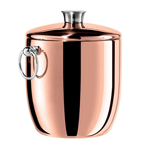 Oggi 7446.12 Ice Bucket, 3 quart, Copper