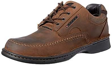 Wild Rhino Men's Ashe Shoes, Chocolate, 6 AU (40 EU)