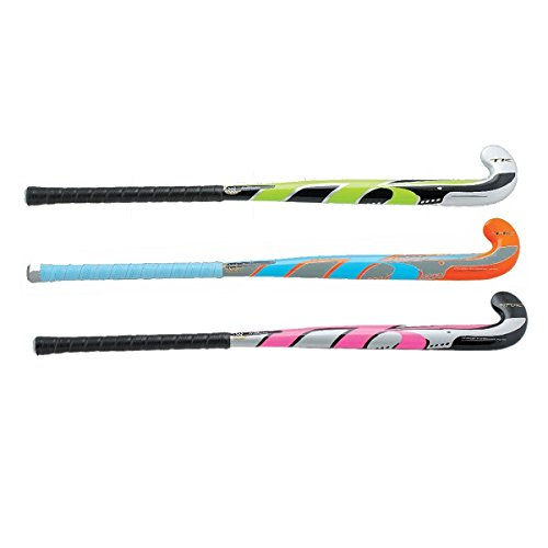 TK Trillium Wild Field Hockey Stick (Black, 34)