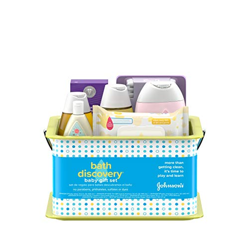 Johnson's Bath Discovery Gift Set for