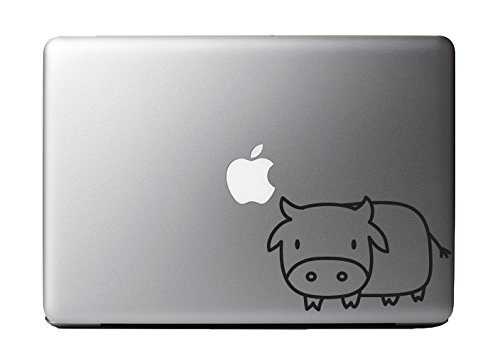 cute-cartoon-moo-cow-black-vinyl-decal-for-13-macbook