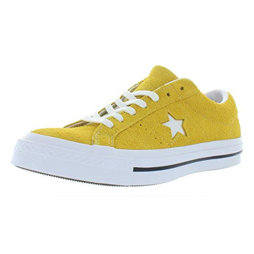 - Converse Men's One Star Suede Sneakers, Mineral Yellow, 9 M US