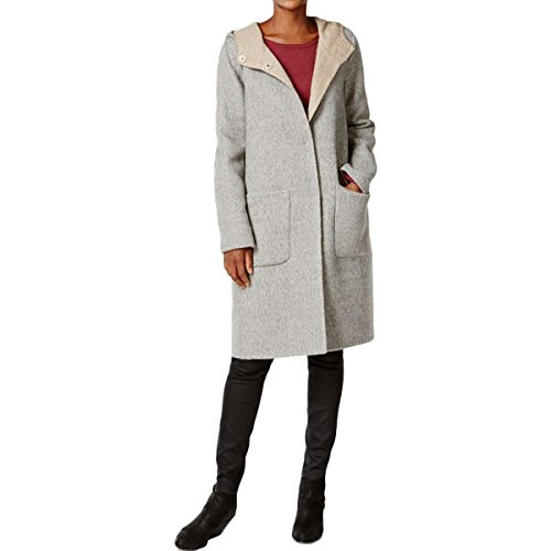 Eileen Fisher Cotton Coat - 4