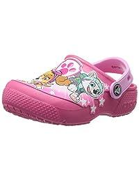 Crocs Girls' Crocsfunlab Pawpatrol Clog