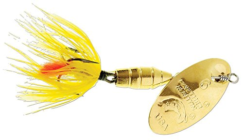 Panther Martin Fly 1/8oz Gold/Yellow (0.125 Ounce Lure)