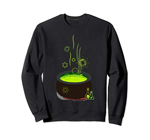 Bubbling Witches Brew Halloween Party Punch - Witches Brew Halloween Fun