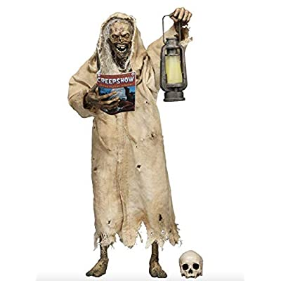 NECA Creepshow: The Creep 7 Inch Action Figure: Toys & Games