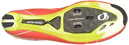 Pearl Izumi Pro Leader Iii Scarpa Da Ciclismo True Red / Lime Punch
