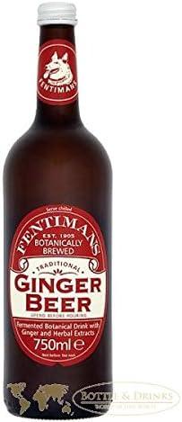 Fentimans - Traditional Ginger Beer - 750ml (Pack of 3): Amazon.es: Alimentación y bebidas