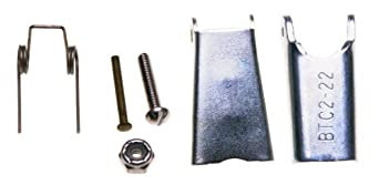 Campbell 916-U Steel Universal Latch Kit for 34 Hook