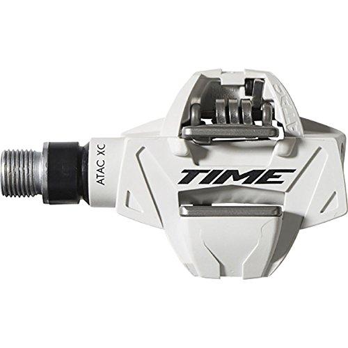 Time ATAC XC 6 Pedals White, One - Bike Crank Mountain Xc