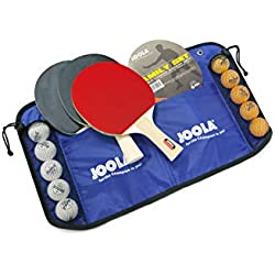 Amazon.com: Joola Rally TL mesa de tenis de mesa y juego de ...
