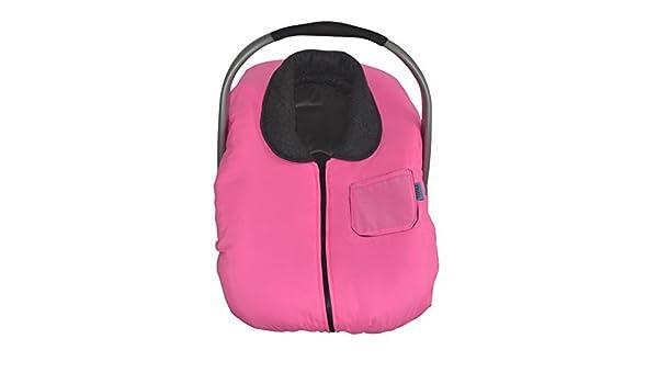 Amazon.com : Chaqueta infantil los asientos del coche y resistente clima frío asiento de coche cubierta Bunting, Blooming Rosa : Baby