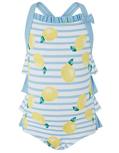 Accessorize Baby Lucie Lemon One Piece Bathing Suit Swimsuits - Baby-Girls - 0-3 Months ()