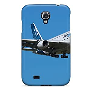 Fashion Protective Airbus A380-800 Case Cover For Galaxy S4