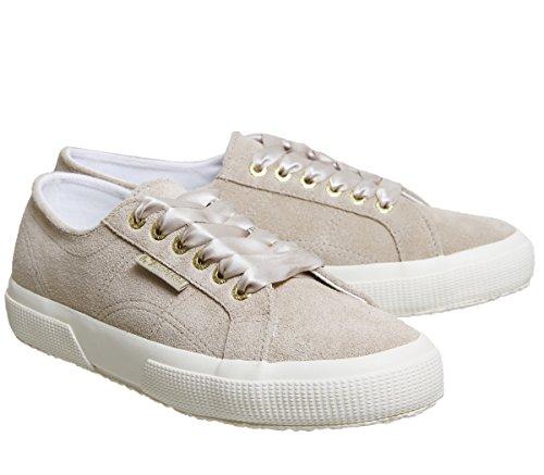 Animalnetw Low Sneakers Suede Women's Hummus Superga 2750 top q5F1xtw