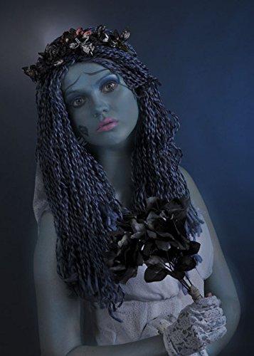 Struts Fancy Dress Kit del maquillaje del estilo novia cadáver: Amazon.es: Juguetes y juegos