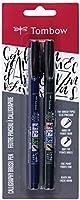 Save on Tombow Fudenosuke Brush Pen 2 Pens Set and more