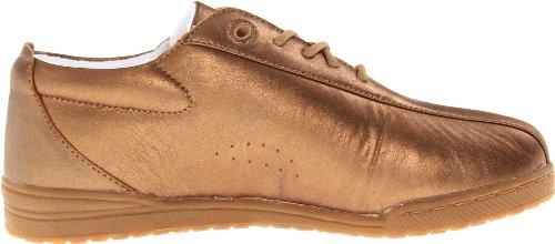 Propet Womens Firefly Sneaker Bronze