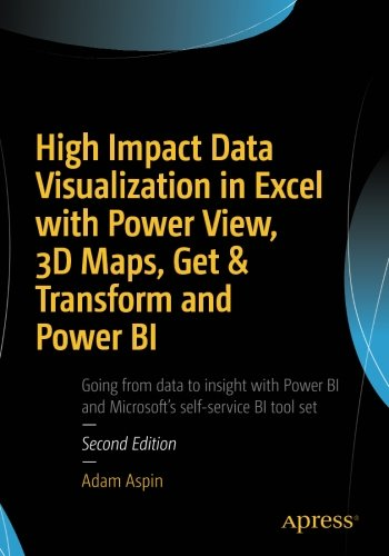 High Impact Data Visualization in Excel with Power - Impact Mapping